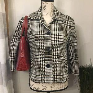 Ralph Lauren Wool Crop Style Coat Size 4